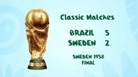 """Lịch sử World Cup 1958: """"Vua bóng đá"""" ra ánh sáng"""