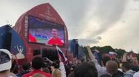 Du học sinh Việt tại Nga đón World Cup.