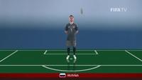 Đội hình ra quân trận đấu Ai Cập gặp Nga