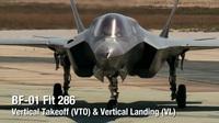 Máy bay chiến đấu F-35B khoe khả năng cất cánh thẳng đứng