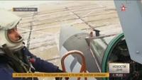 """""""Sát thủ đánh chặn"""" MiG-31 Nga rượt đuổi nhau ở tốc độ siêu âm"""