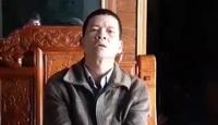 """Anh Nguyễn Văn Khang (cháu ruột nạn nhân Nguyễn Văn Sinh ) khẳng định: """"Ông Nguyễn Văn Sinh không phải là người cơ nhỡ, có biểu hiện bệnh lý như cơ quan chức năng nói."""