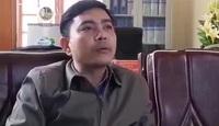 Ông Đậu Trường Sơn - Chủ Tịch UBND thị trấn Tân Kỳ khẳng định: Phía chính chính quyền không nhận được một thông báo nào cũng như việc bàn giao thi thể nạ nhân.