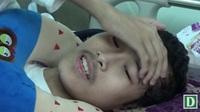 Bi kịch chàng trai 18 tuổi 2 lần bị ung thư.mp4
