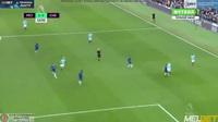 Aguero giúp Man City nhân đôi cách biệt trước Chelsea