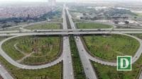 Hối hả chỉnh trang con đường hiện đại nhất thủ đô Hà Nội