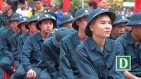 Bí thư Hà Nội trao lửa truyền thống tiễn tân binh lên đường nhập ngũ