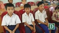 Phú Yên: Trao 225 suất học bổng Grobest Việt Nam đến học sinh nghèo Phú Yên