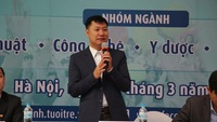 PGS.TS Nguyễn Tiến Thảo tư vấn cho thí sinh.mp4