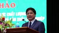 PGS.TS Lê Quốc Doanh - Thứ trưởng Bộ Nông nghiệp và Phát triển Nông thôn