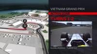Liên đoàn đua xe thế giới giới thiệu về Vietnam Grand Prix