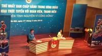 Bí thư TW Đoàn giải đáp mong muốn tham gia tình nguyện của du học sinh Việt