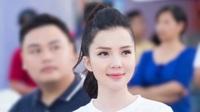 Hoa khôi Huỳnh Thúy Vi xinh tươi tham gia chạy việt dã tại Vũng Tàu