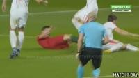 C.Ronaldo chấn thương, Bồ Đào Nha hòa thất vọng Serbia