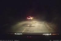 Tài xế ngủ gật, xe Ford Everest lao xuống vực