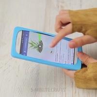 Những ý tưởng để tự chế vỏ smartphone cực thú vị