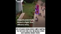 Drone nhận diện hành vi bạo lực: chìa khóa cho tương lai không tội phạm!