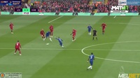 Mane phung phí cơ hội ghi bàn được Salah kiến tạo