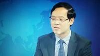 Ông Trương Anh Dũng nói về cơ học nghề việc làm của bạn trẻ (Nguồn: Truyền hình Thông tấn)