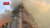 Toàn cảnh thảm kịch cháy Nhà thờ Đức Bà Paris
