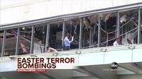 Đánh bom liên tiếp kinh hoàng ở Sri Lanka, ít nhất 290 người chết