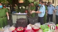 Xem Cảnh sát khám xét lô ma tuý trị giá 500 tỷ ở Sài Gòn