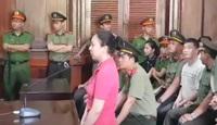 Bị cáo Lê Hương Giang thay đổi lời khai.