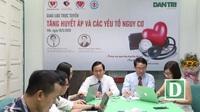 Giao lưu trực tuyến: Tăng huyết áp và các yếu tố nguy cơ