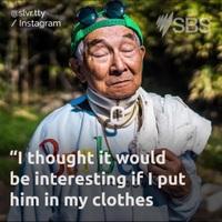 """Gặp gỡ cụ ông 84 tuổi được mệnh danh """"ăn chơi"""" nhất Nhật Bản!"""