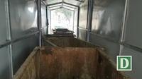 Hà Nội: Trang bị 'nhà ở di động' cho xe đẩy rác trên nhiều tuyến phố