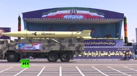 Quân đội Iran phô diễn sức mạnh trong lễ duyệt binh