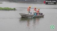Hà Nội dùng chế phẩm Redoxy-3C làm sạch 87 hồ bị ô nhiễm nặng