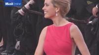 Người mẫu Séc Petra Nemcova xuất hiện cuốn hút trên thảm đỏ Cannes