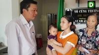 Hơn 100 triệu đồng đến với hoàn cảnh tại xã Nghi Phú, TP Vinh.