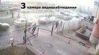 Chết cười với màn đuổi bắt tội phạm hài hước của an ninh Nga