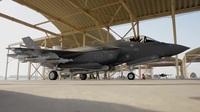 """Video 2 máy bay F-35 của Mỹ trong chế độ """"quái thú"""" thị uy tại Trung Đông"""
