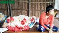 Hoàn cảnh gia đình cùng mắc bệnh ở Bạc Liêu.