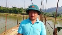 Người dân, trưởng thôn, và Bí thư  xã Mỵ Hòa nói về cây cầu xuống cấp nguy hiểm