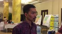 Ông Nguyễn Đức Thành - Viện trưởng Viện Nghiên cứu Kinh tế và Chính sách trả lời báo chí về công khai ngân sách.