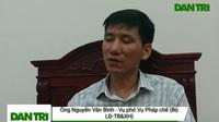 Ông Nguyễn Văn BÌnh nói về việc mở rộng khái niệm người lao động, hợp đồng lao động trong dự thảo sửa đổi Luật Lao động 2012