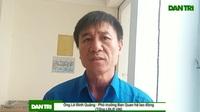 Ông Lê Đình Quảng - Phó Trưởng Ban Quan hệ lao động (Tổng LĐLĐ VN)