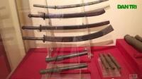 Chiêm ngưỡng dàn vũ khí độc đáo của người Việt cổ