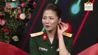 Hot girl Quân Y xinh đẹp ngượng ngùng khi trai lạ nắm tay trên truyền hình