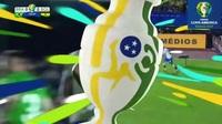 Thiago Silva đánh đầu đưa bóng chệch khung thành Bolivia