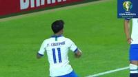Coutinho nhân đôi cách biệt cho Brazil trước Bolivia
