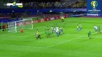 Coutinho sút tung lưới Bolivia từ chấm 11m