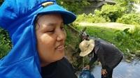 Người dân miền núi thiếu nước sinh hoạt do nắng hạn