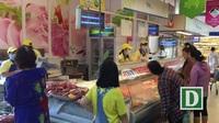 Nhiều siêu thị tại TPHCM đồng loạt giảm giá thịt heo