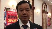 Ông Nguyễn Văn Phước, giám đốc Công ty văn hóa sáng tạo Trí Việt nói về tình trạng sách giả