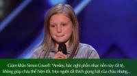 Cô bé 12 tuổi gây sửng sốt vì bản lĩnh và giọng hát cừ khôi